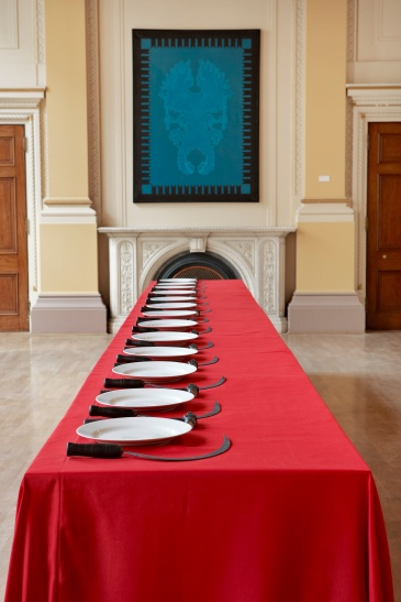 Andrey Filippov - The Last Supper - 1989 © the artist. Courtesy Haunch of Venison London and Galerie Volker Diehl, Berlin