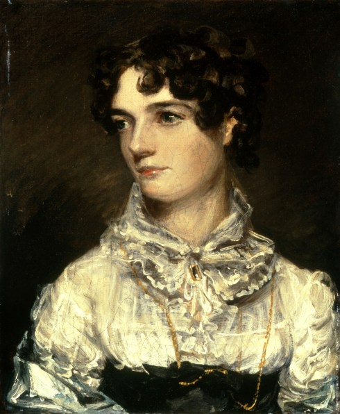 John Constable, Maria Bicknell, 1816 - Copyright: Tate, London 2009.