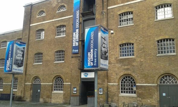 Museum of London Docklands © Paola Cacciari