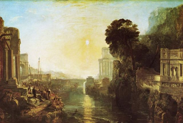 Turner's Dido building Carthage