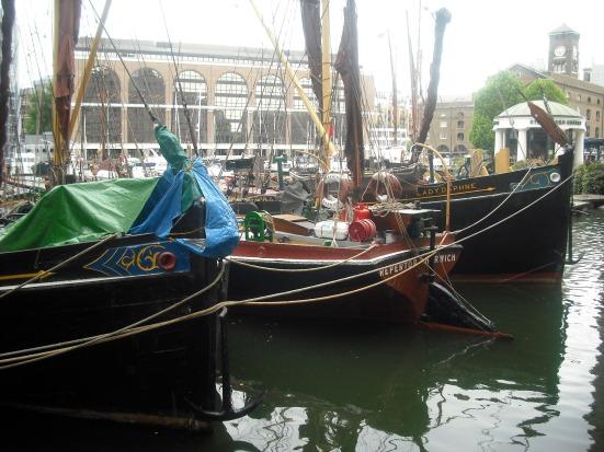 St Katharine Docks, London. 2011©Paola Cacciari