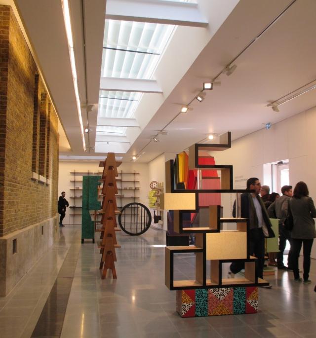 Martino Gamper. Serpentine Sackler gallery, Londra. 2014©Paola Cacciari