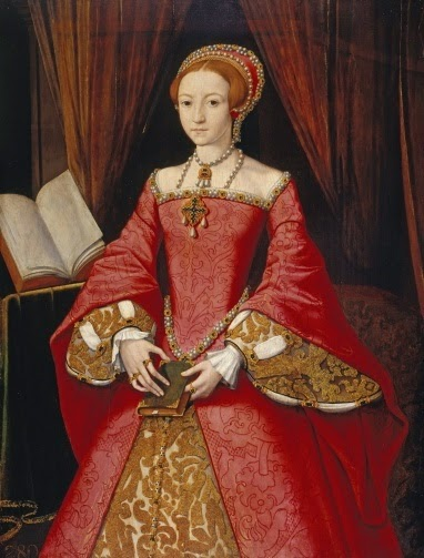 Elizabeth I when a Princess c.1546