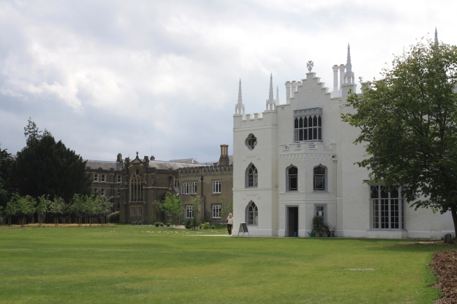 Strawberry Hill, London © Paola Cacciari