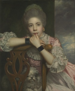 Joshua Reynolds, Mrs. Abington as Miss Prue
