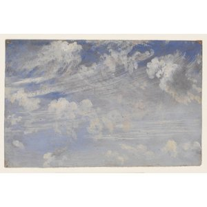 John Constable Study of Cirrus Clouds
