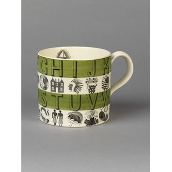 Eric Ravilious (designer) Wedgwood (maker) Victoria and Albert Museum