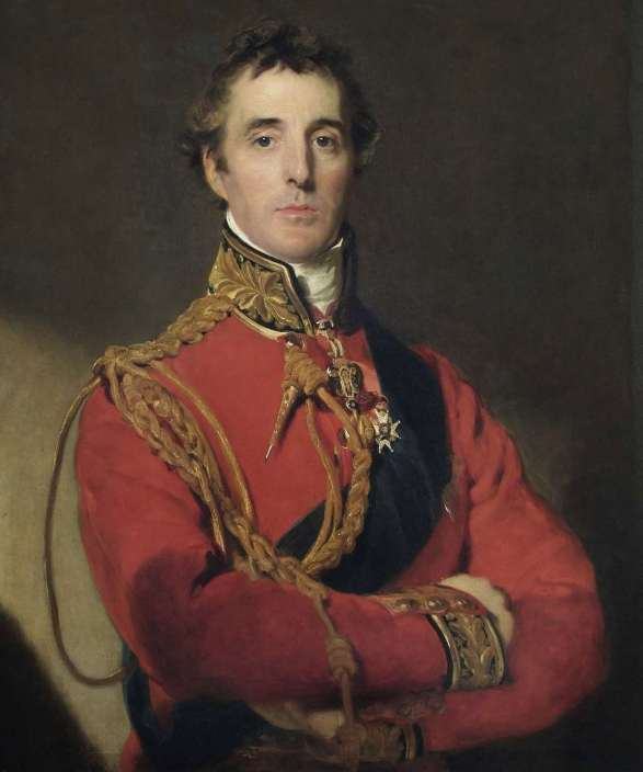 Arthur Wellesley, 1st Duke of Wellington, by Thomas Lawrence (1769–1830), painted 1815–16 and on display at Apsley House