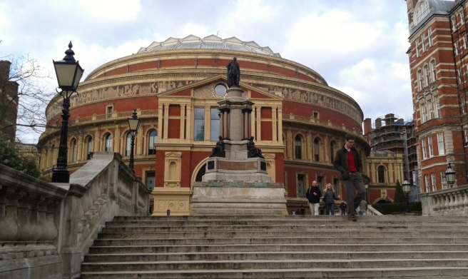 Royal Albert Hall London ©Paola Cacciari