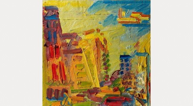 800x442_Auerbach,-Frank,-Mornington-Crescent,-Summer-Morning-II
