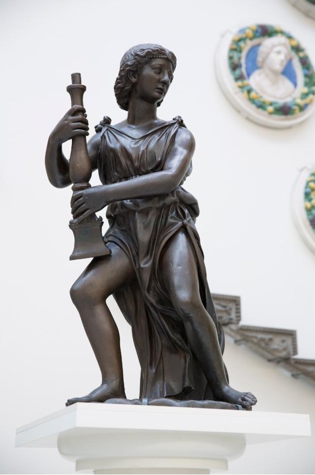 Angel, Benedetto da Rovezzano, 1524–1529 © Victoria and Albert Museum, London