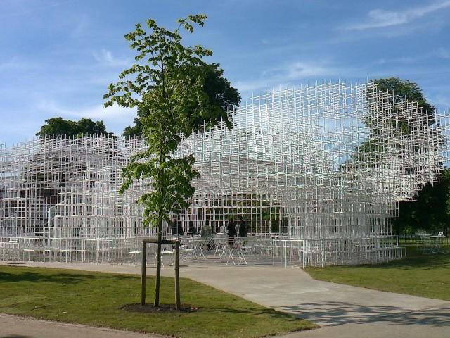 Sou Fujimoto, Serpentine Gallery Pavilion 2013, London © Paola Cacciarii