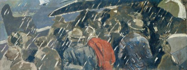 Miss Earhart's Arrival 1932 Walter Richard Sickert 1860-1942 Purchased 1982 http://www.tate.org.uk/art/work/T03360