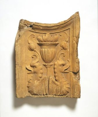 Terracotta relief, London, England (probably, made) ca. 1518-1522 (made) ©Victoria and Albert Museum.