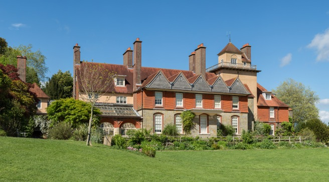 Standen National Trust Exterior, UK - Diliff by Diliff