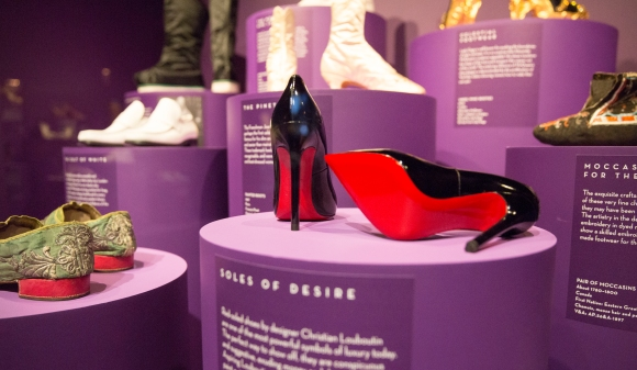 Christian Louboutin © Victoria and Albert Museum, London