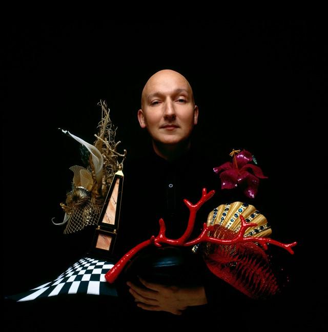 Portrait of Stephen Jones, 2008