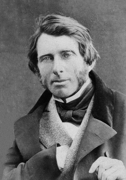 John Ruskin, by William Downey, for W. & D. Downey