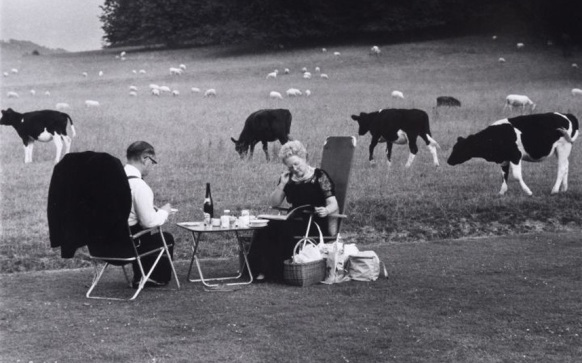 Glyndebourne, 1967 by Tony Ray-Jones