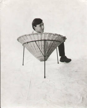 Terence Conran, circa 1950. Photographer Ray Williams