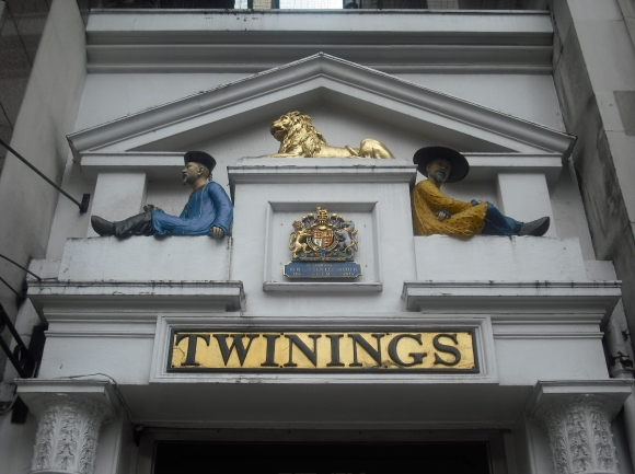 Twinings Shop. London 2011©Paola Cacciari