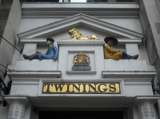 Twinings Shop. London 2011©Paola Cacciari