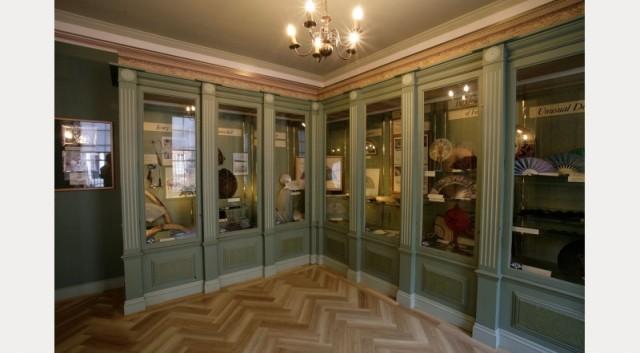Il Fan Museum, il museo dei ventagli a Londra
