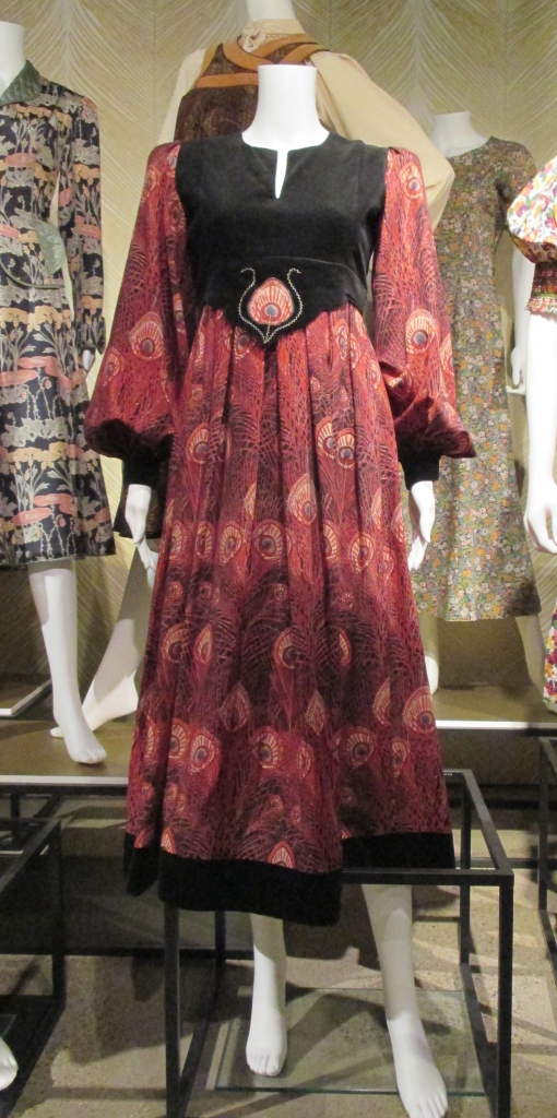 Liberty in Fashion: 1970s. FashionTextiles Museum, London 2016 © Paola Cacciari