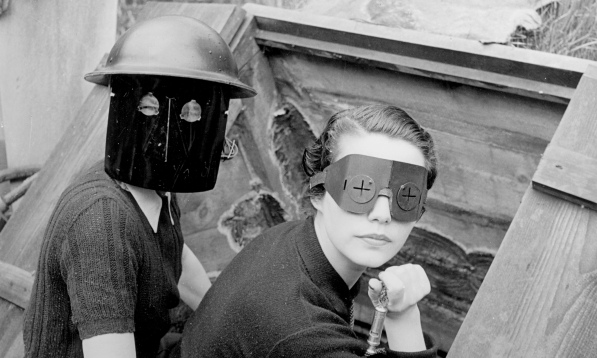 lee miller fire masks