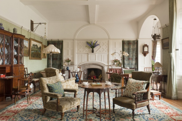 The Drawing Room, Standen