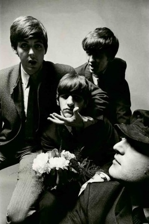 Peter Laurie, The Beatles, 1964 Condé Nast Archive, London © The Condé Nast Publications Ltd