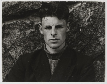 Angus Peter MacIntyre, South Uist, Hebrides by Paul Strand, 1954. Victoria and Albert Museum, London © Paul Strand Archive, Aperture Foundation