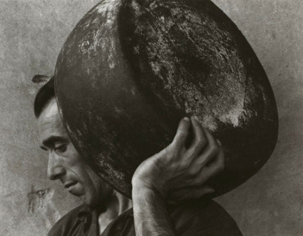 Parmesan, Luzzara 1953 Philadelphia Museum of Art © Paul Strand Archive Aperture Foundation
