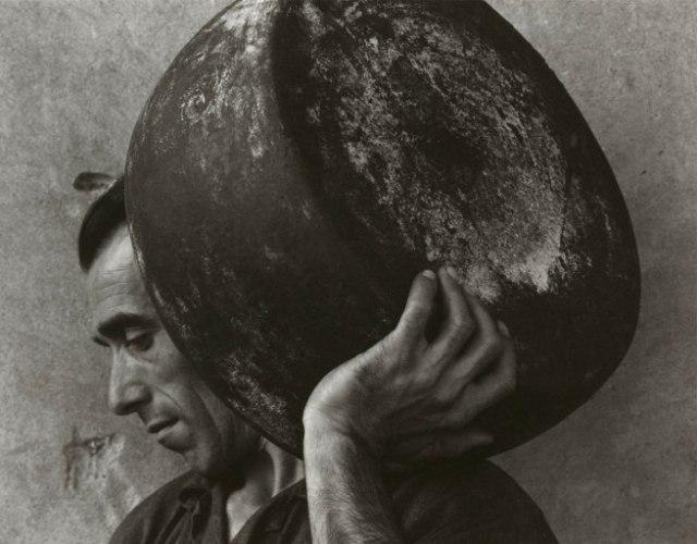 Parmesan, Luzzara 1953 Philadelphia Museum of Art © Paul Strand Archive Aperture Foundation