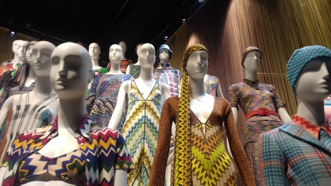Missoni Art Colour, Fashion and Textile Museum. London © Paola Cacciari