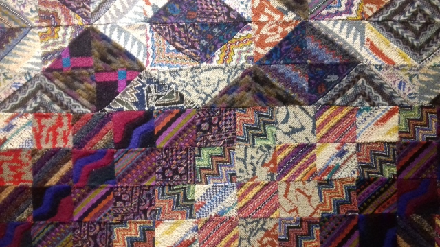 Missoni Art Colour, Fashion and Textile Museum. London © Paola Cacciari