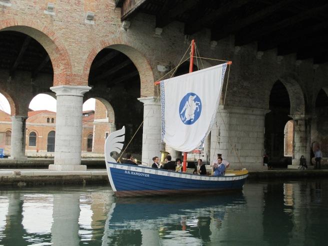 Ragnar Kjartansson. S.S. Hangover , La Biennale Venice 2013 © Paola Cacciari