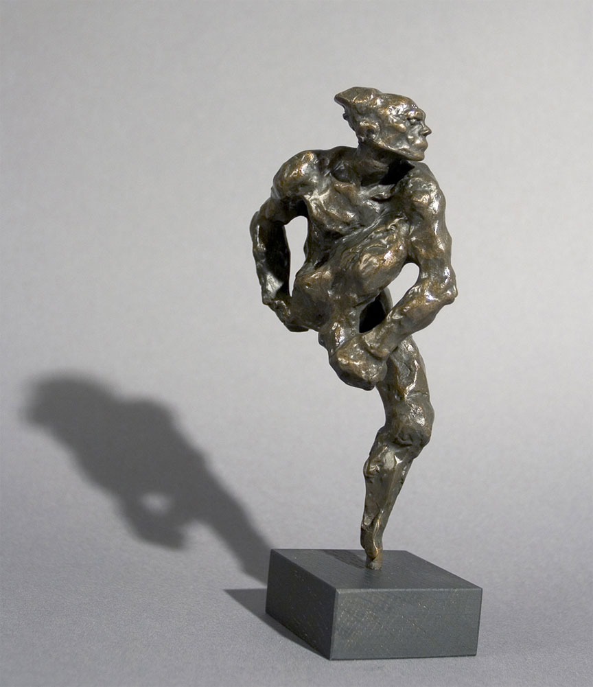 Nijinsky (the Dancer) by Auguste Rodin