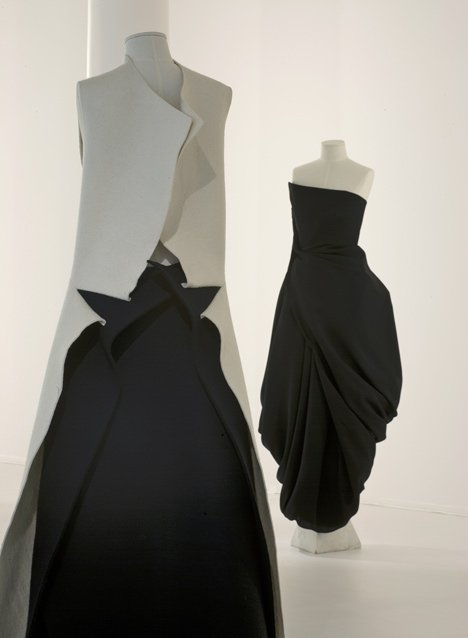 Yohji Yamamoto at the Victoria and Albert Museum, London 2011