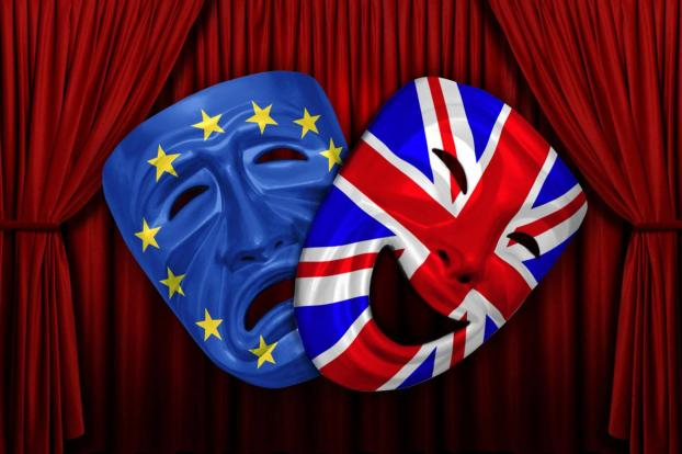 Brexart: Artists and theatremakers are tackling Brexit Paul Dallimore