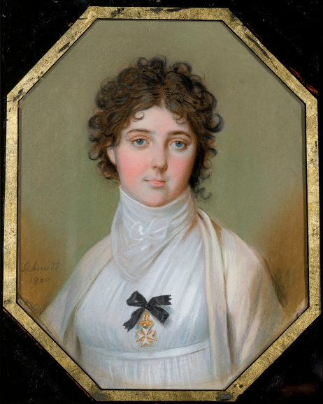 Emma, Lady Hamilton, 1761 - 1815 by Johann Heinrich Schmidt © National Maritime Museum, London