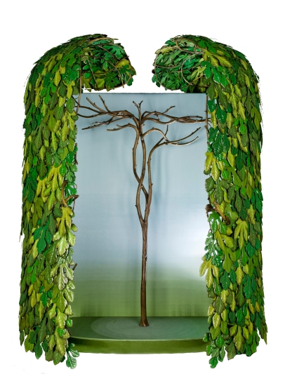 The Fig Leaf wardrobe, 2008Designed by Tord Boontje© Meta