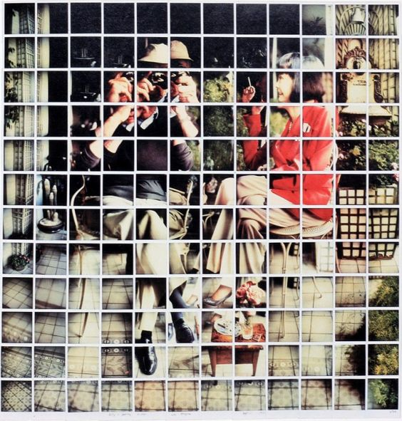 Hockney cameraworks internal5 1000 650x682 joiners Creative Polaroid Collages by David Hockney