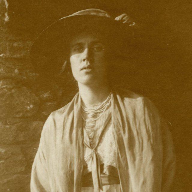 Vanessa Bell in 1911. Photograph The Estate of Vanessa Bell, courtesy of Henrietta Garnett