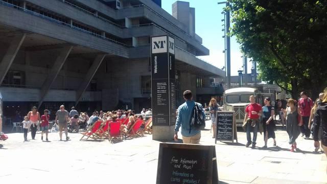 National Theatre, South Bank, London 2017 © Paola Cacciari