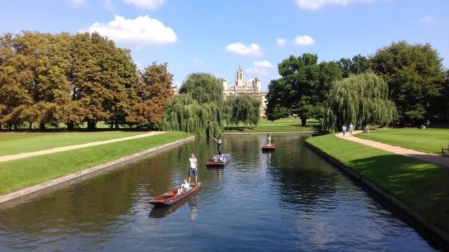 Cambridge 2017 © Paola Cacciari