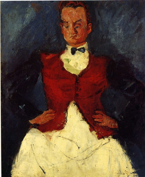 Valet, c.1927 © Courtauld Gallery, Lewis Collection