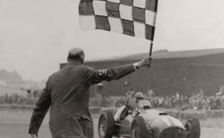 First Ferrari win in a GP valid for the Formula 1 World Championship, 1951