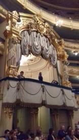 Teatro Mariinskij, St Pietroburgo 2018 © Paola Cacciari