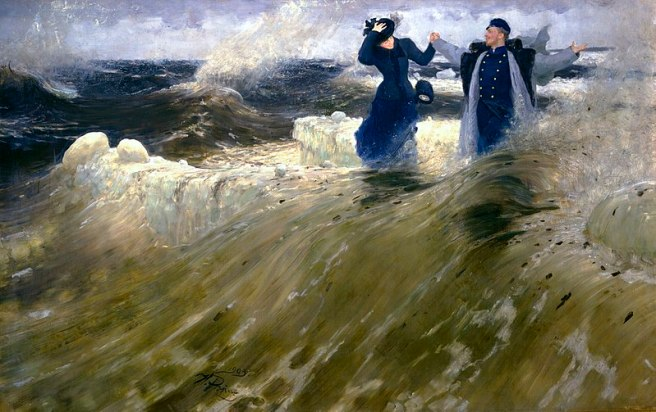 Ilya Repin What Freedom! (1903) State Russian Museum, Saint Petersburg, Russia.